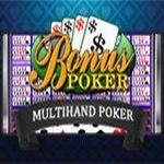 Multihand Bonus Poker