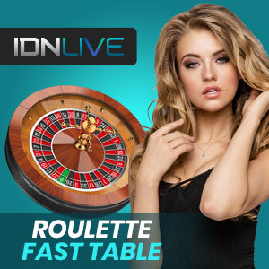 IDN Roulette 2 Fast Table